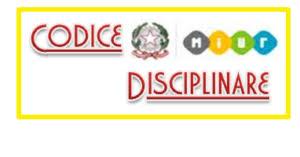 Codice Disciplinare del personale