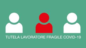 Comunicazione N. 4 – Indicazioni operative relative alle procedure riguardanti i lavoratori fragili.