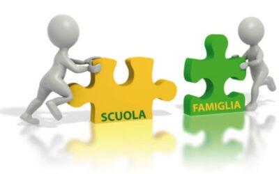 Incontri scuola – famiglia per la scuola Primaria: 17 febbraio 2020