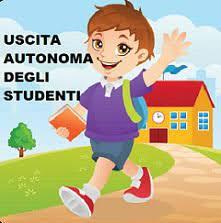 Comunicazione N. 3 – Uscita dei minori di 14 anni dai locali scolastici – autorizzazione all'uscita autonoma.