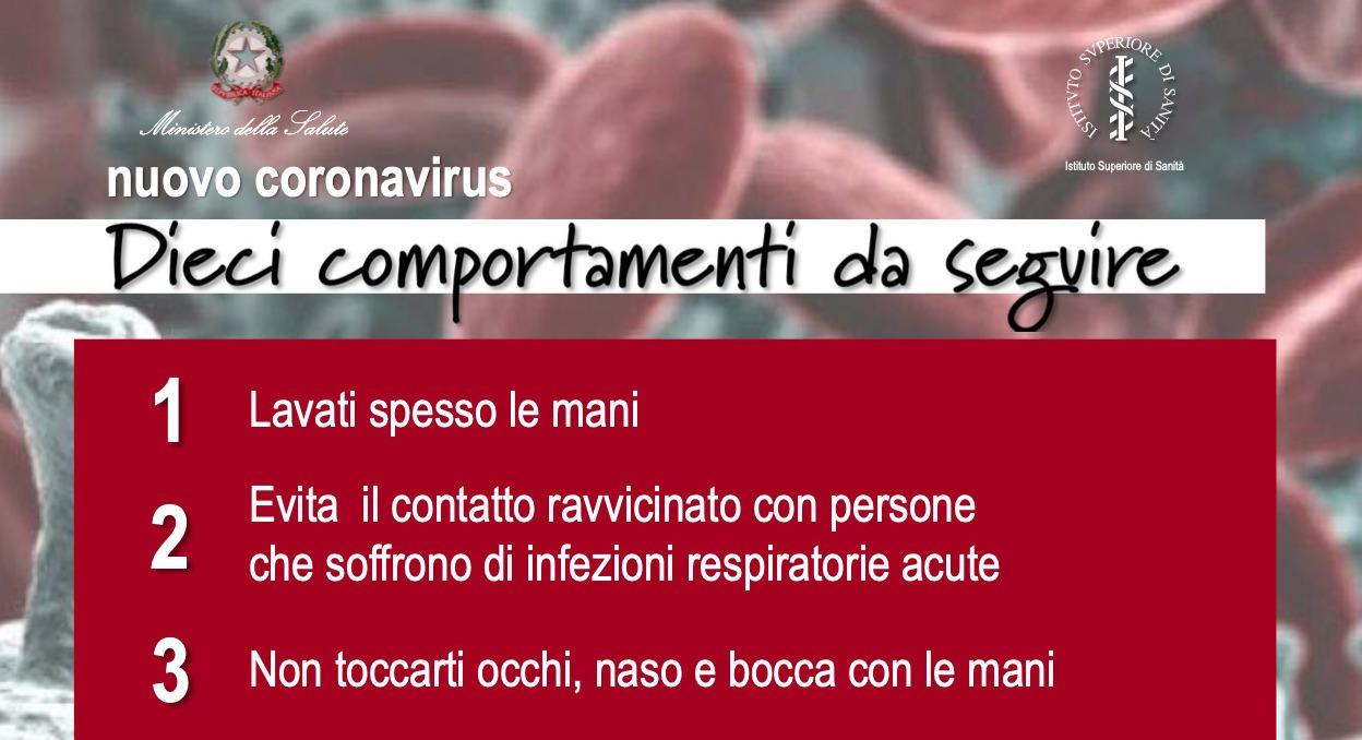 Comunicazione 80: Misure organizzative volte al contenimento e gestione dell'emergenza epidemiologica derivante da COVID-19